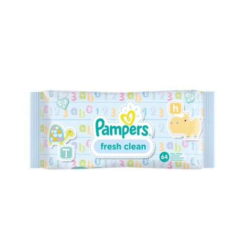 Pampers fresh Clean Μωρομάντιλα
