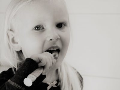 tooth brushing for children